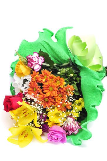 Fiesta Floral Bouquet