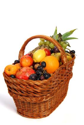 fruity treat Basket